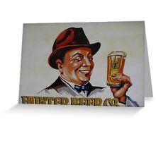 Hunter Beer Co. Greeting Card