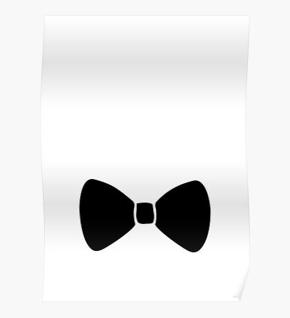 Black Bow Poster