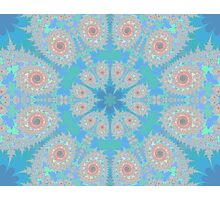 Doily Fractal Photographic Print