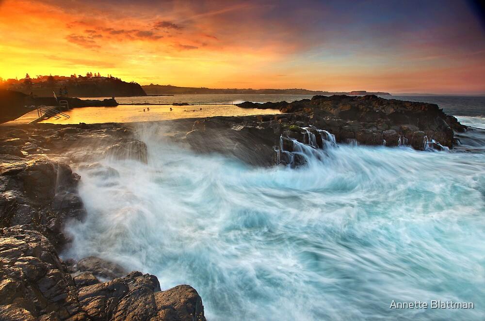 Kiama Sunset by Annette Blattman