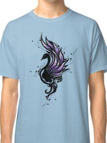 Tribal Black Swan Classic T-Shirt