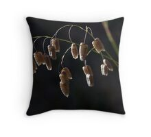 Snake Tails Throw Pillow