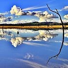 Mirror, Mirror On The Weir. by Petehamilton