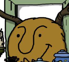 winnie the pooh 2 Sticker