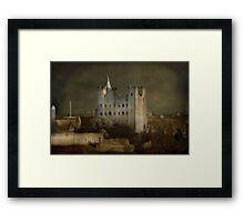 Rochester Castle Framed Print