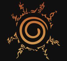 Naruto Kyuubi Seal (Orange Gradient) by LIKE