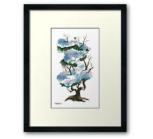 Little Tree 106 Framed Print
