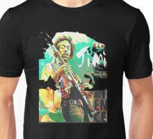 jimi guitar Unisex T-Shirt