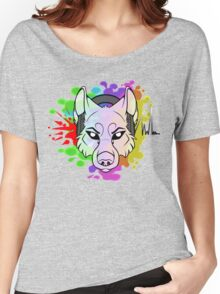 Free the animal Women's Relaxed Fit T-Shirt
