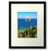 Ocean, Earth & Beyond - Newcastle Framed Print
