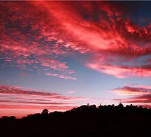 Boonah Sunrise by Kym Howard