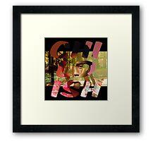 CHILDISH Framed Print