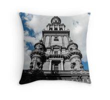 Sevilla - Plaza de Espana Throw Pillow