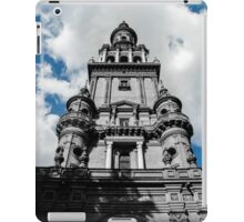 Sevilla - Plaza de Espana iPad Case/Skin