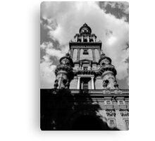 Sevilla - Plaza de Espana  Canvas Print
