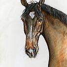 A Portrait of Luemmel by Elle J Wilson