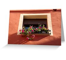 Streets of Sevilla Greeting Card