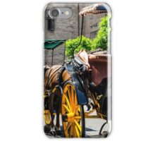 Streets of Sevilla - Spain  iPhone Case/Skin