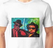 Blues Brother in full color Unisex T-Shirt