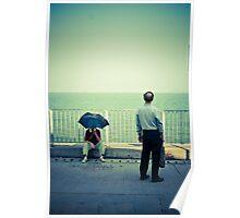 Zen Beach, Cheung Chau, Hong Kong Poster