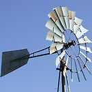 Windmill..in SA. by poohsmate