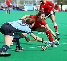 Hockey tackle by gpedliham