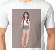 Casual girl  Unisex T-Shirt