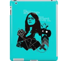 Gamer Girl iPad Case/Skin