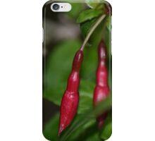 Fuschia Buds iPhone Case/Skin