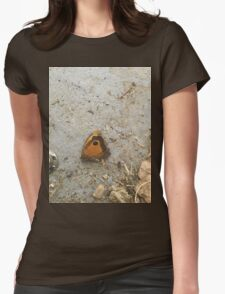 butterfly vibes Womens Fitted T-Shirt