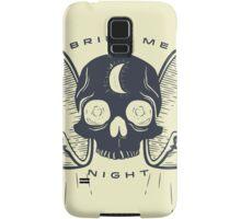 Kill the Sun, Bring Me Night Samsung Galaxy Case/Skin