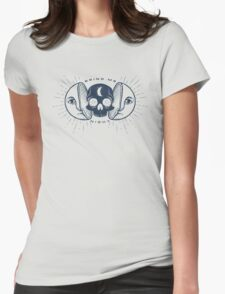 Kill the Sun, Bring Me Night Womens Fitted T-Shirt