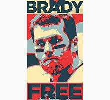 BRADYS FREE BRADY CURSE REVERSED Deflategate TOM Overturned Unisex T-Shirt