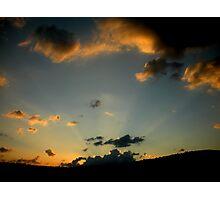 Patara Sunset Photographic Print