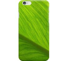 Foliage Flow iPhone Case/Skin