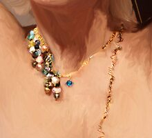 Necklace Series 1 by Sarah Butcher