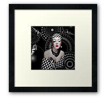 BUBA Framed Print