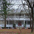 Mansion house in South Carolina by henuly1