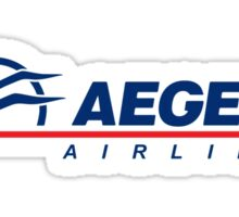 Aegean Airlines Sticker