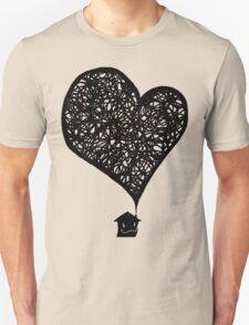 Plumes of Love V2 T-Shirt