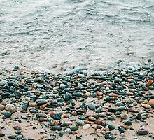 Lake Superior Shore by Bethany Helzer