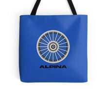 Alpina Wheel Tote Bag