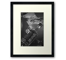 JD anyone? Framed Print