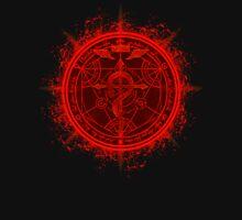 Human Transmutation Circle. Fullmetal Alchemist Unisex T-Shirt