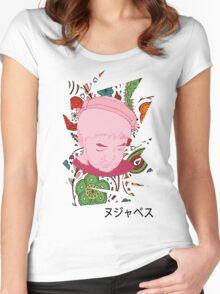Nujabes (Seba Jun) Women's Fitted Scoop T-Shirt