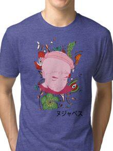 Nujabes (Seba Jun) Tri-blend T-Shirt