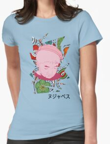 Nujabes (Seba Jun) Womens Fitted T-Shirt