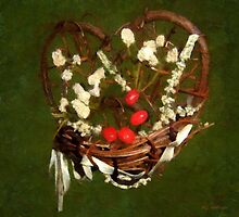 Hyacinth Heart by RC deWinter