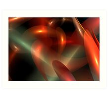 Fanta orange: The inside story Art Print