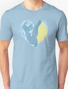 Whale Love Unisex T-Shirt